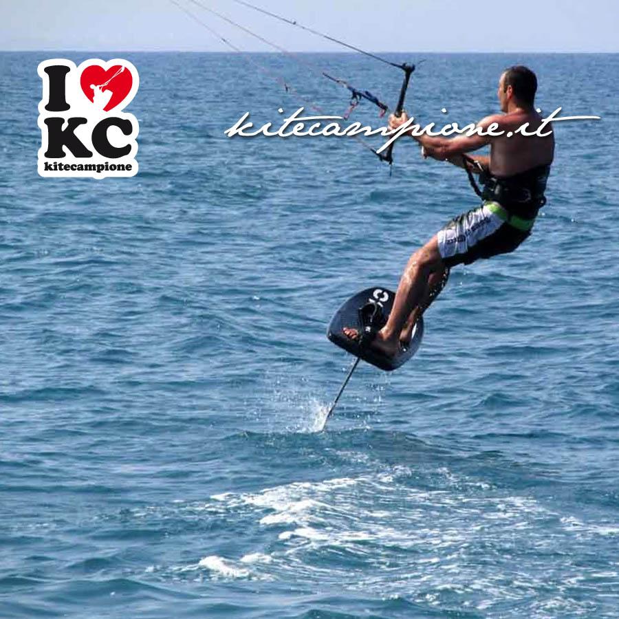 Kitecampione mondiale Kite Foil 2019