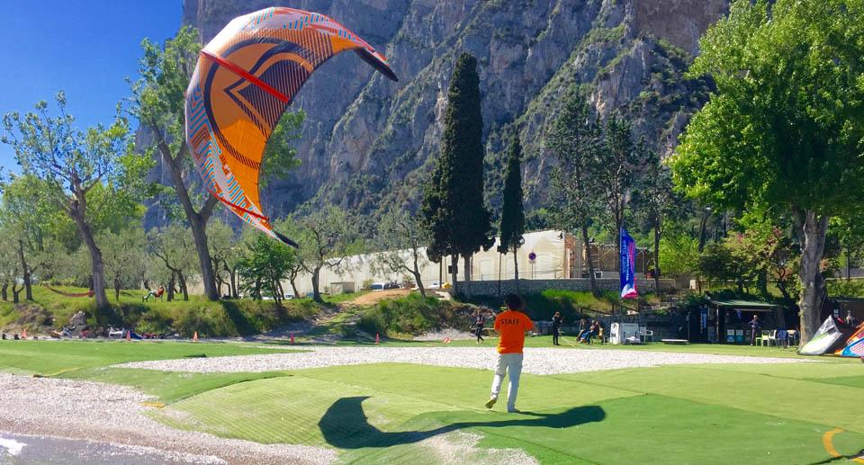 spot regolamento kite campione del garda