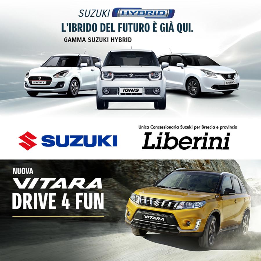 Liberini Suzuki Brescia