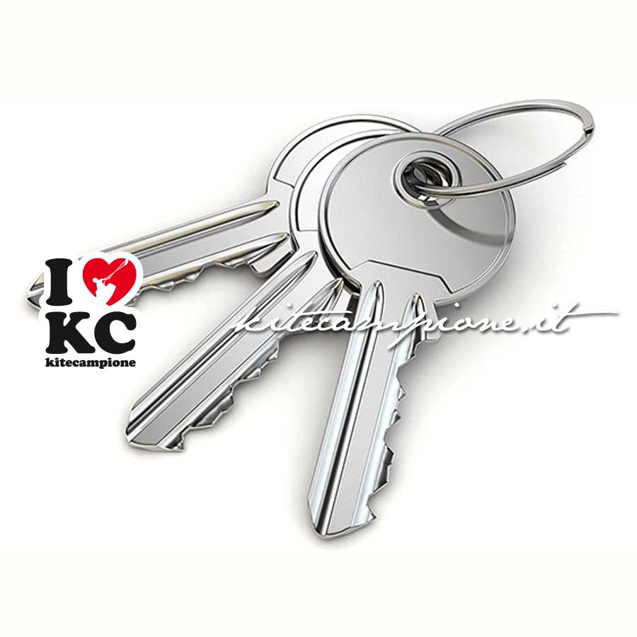 rimessaggio chiavi